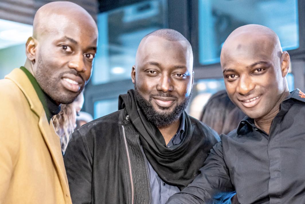 3 fondateurs